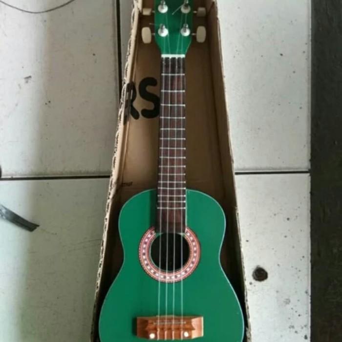 Foto Produk Gitar Ukulele / Okulele Khusus Gojek dari Nadhira Toys