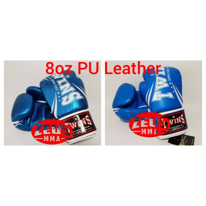 Foto Produk Glove Twins Special 8oz PU Leather dari Zeus MMA