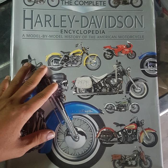 Jual Buku Encyclopedia Harley Davidson - Kab. Tangerang ...