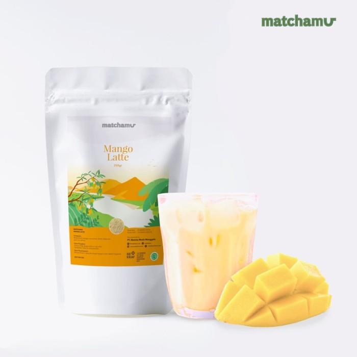 Foto Produk Mango Latte 500gr dari matchamu