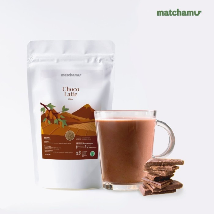 Foto Produk Choco Latte 1kg dari matchamu