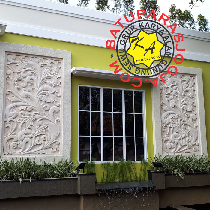 Permalink to Contoh 14+ Menarik Ornamen Dinding Luar Rumah Minimalis
