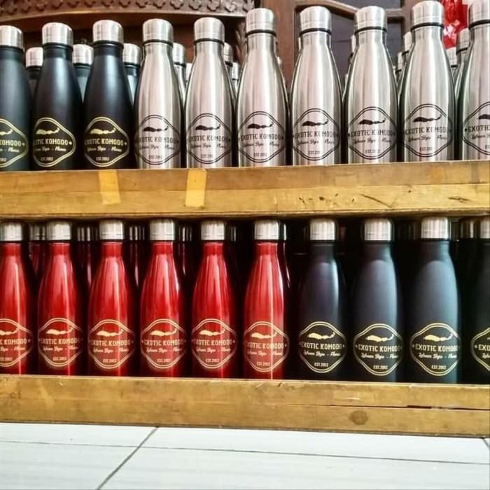 Foto Produk TUMBLER BOWLING SABLON LOGO SOUVENNIR PROMOSI dari Outlet souvenir JKT