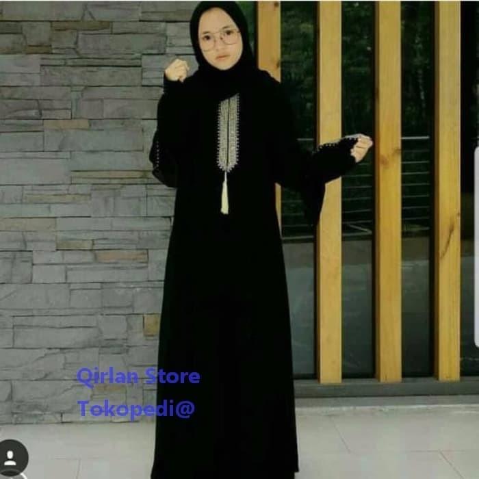 Jual Gamis Syari Dubai Heidy Nissa Sabyan Abaya Arab Ootd Anak Remaja Kota Surabaya Qirlan Store Tokopedia
