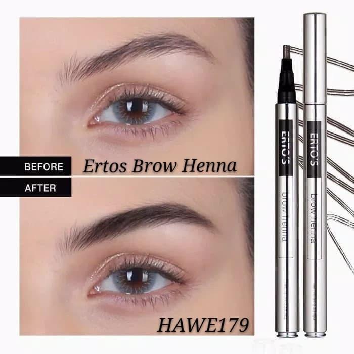Jual Ertos Brow Henna