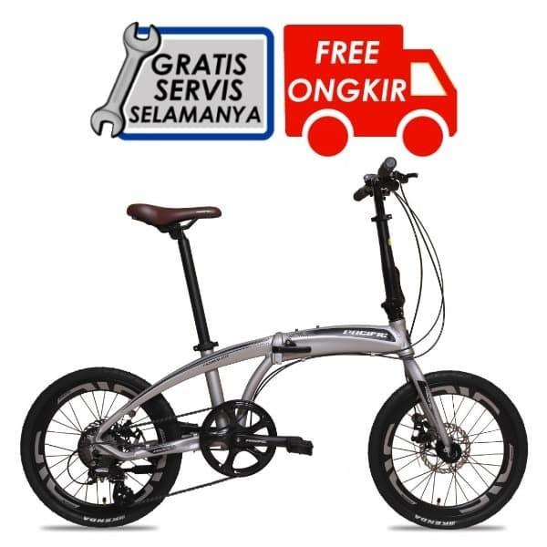 Jual Sepeda Lipat Sepeda Pacific Noris 2 20 Kota