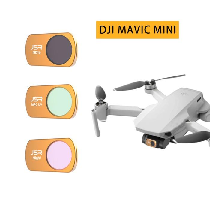 Filtro UV para dji Mavic Mini Drone PGYTECH
