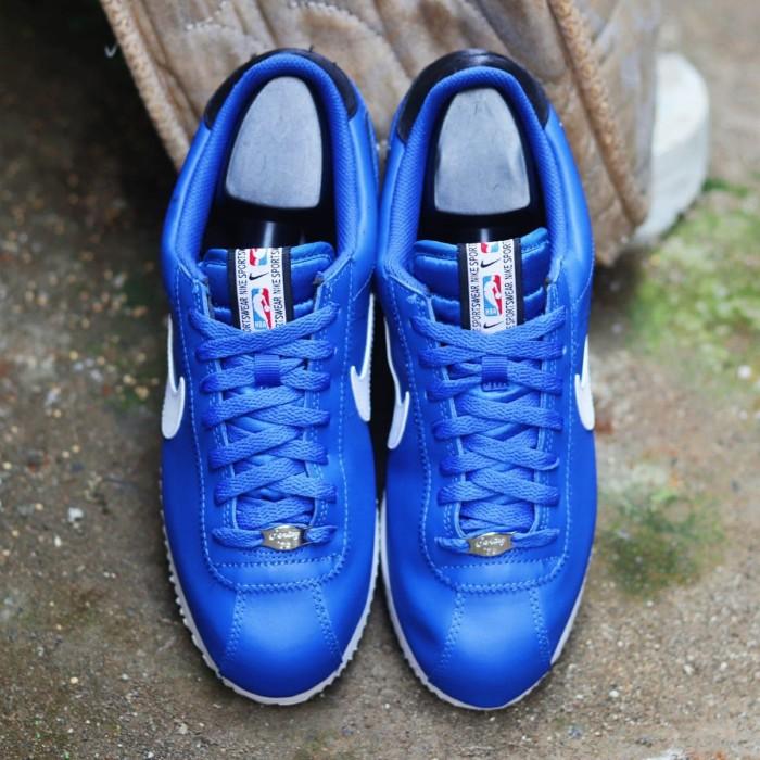 Jual Nike Cortez Basic 72 X NBA Blue
