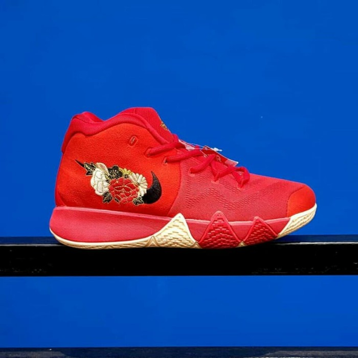kyrie irving 4 red