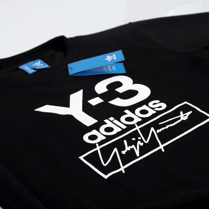 Jual Sweatshirt Ads Adidas Y 3 Yohji Yamamoto Black Hitam Jakarta Barat Xivaq Soccer Store Tokopedia