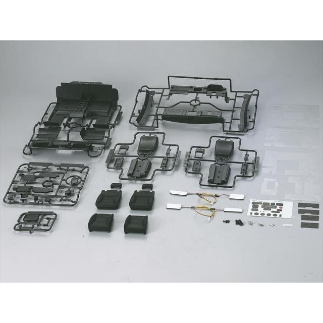 Foto Produk 48615 Killerbody Cockpit Set (R & L) for 1/10 Toyota Land Cruiser 70 dari Tamiyatoys