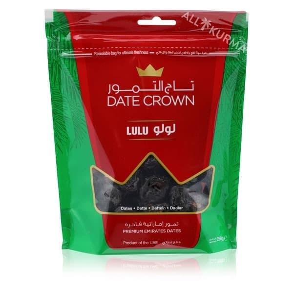 Foto Produk Date Crown Lulu 250gr dari All Kurma