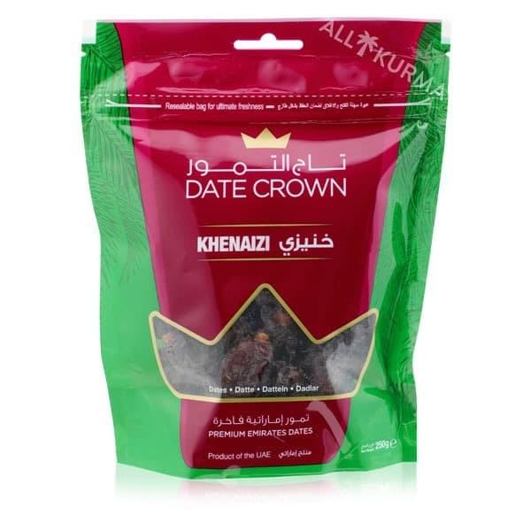 Foto Produk Date Crown Khenaizi 250 Gr dari All Kurma
