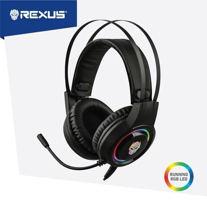 Foto Produk Headset Gaming Rexus F85 dari Enter Komputer Official