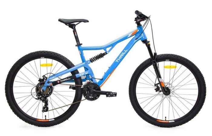 Jual Sepeda gunung MTB 27.5 Thrill Oust 2.0 Alloy