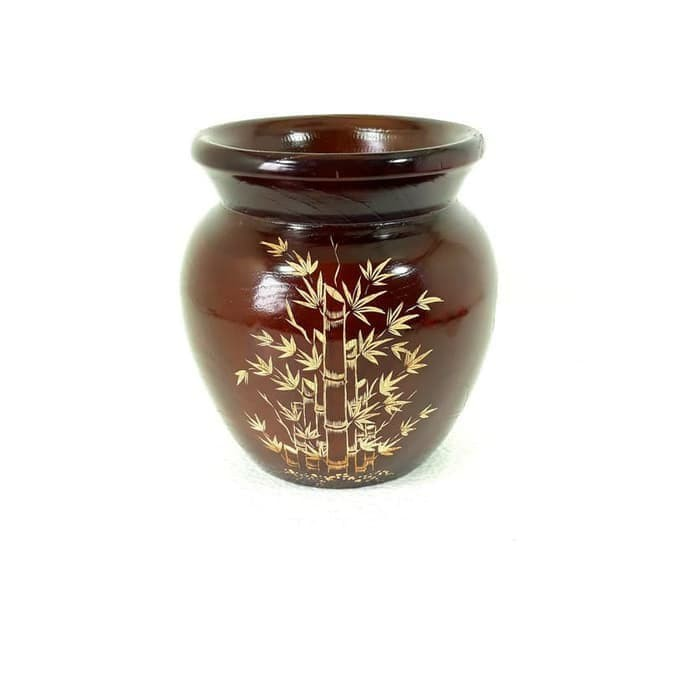 Jual Pot Vas Bunga Hiasan Pajangan Dekorasi Model Guci Klasik Antik Unik Kota Surakarta Mulia Permata Web Tokopedia