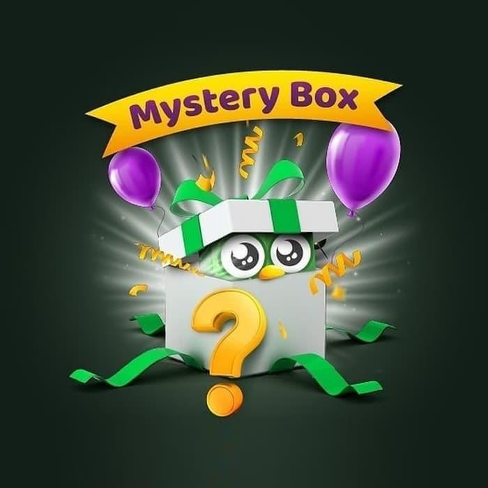 Foto Produk mystery box buku novel isi 5 buku dari Pustaka Al-Kautsar