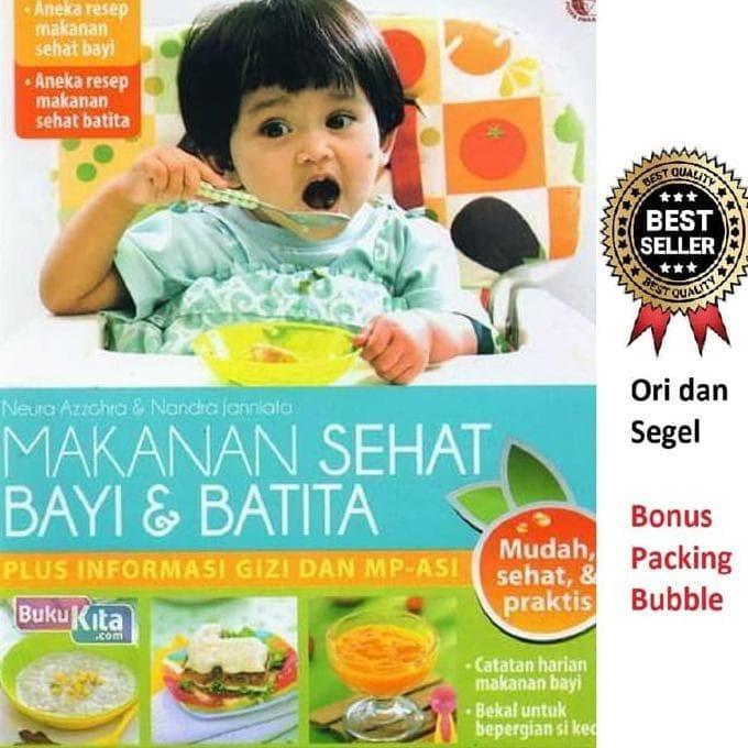 Jual Buku Resep Mpasi Makanan Sehat Bayi Dan Batita Pendamping Asi Mudah Jakarta Barat Alexi Agata Tokopedia