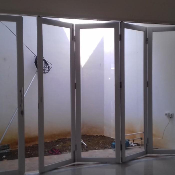 Jual pintu lipat aluminium/foolding door/aluminium piy ...