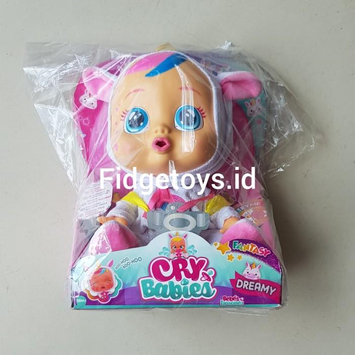 Foto Produk Cry Babies Dreamy The Unicorn Doll - Hot Toys 2019 dari Fidgetoys.id