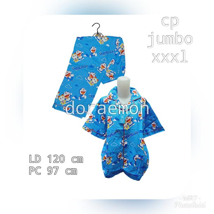 Foto Produk piyama katun jumbo dewasa xxxl dari MR Colection Bandung