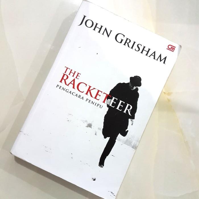 Jual Original John Grisham The Racketeer Pengacara Penipu
