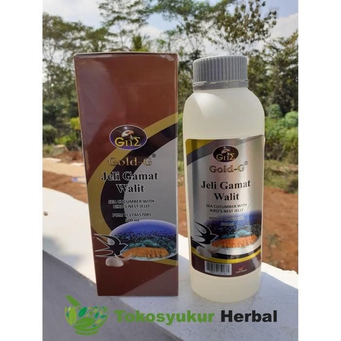 Foto Produk Obat Hidung Tersumbat Tradisional Terbaik Di Apotik   Jeli Gamat Walit dari Syukur Herbal