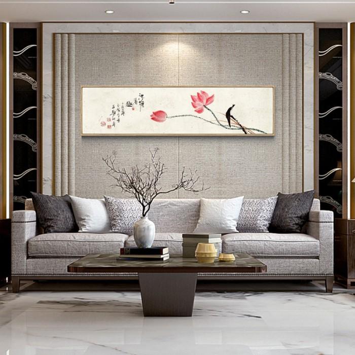 Jual Lukisan Desain Modern Minimalis Untuk Dekorasi Ruang Tamu Restoran Jakarta Barat Friday Combi Yeay Tokopedia