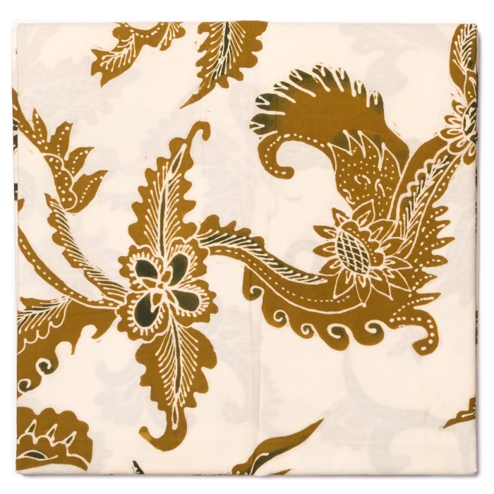 Foto Produk Kain Batik Tulis Warna Alam Mojoagung Motif Wijaya Kusuma dari Kainusa