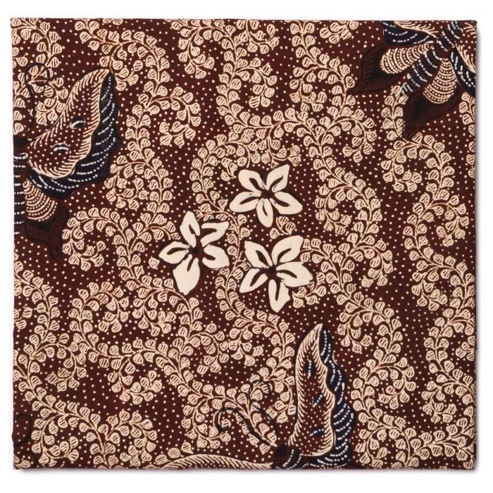 Foto Produk Kain Batik Tulis Podhek Motif Per Keper dari Kainusa