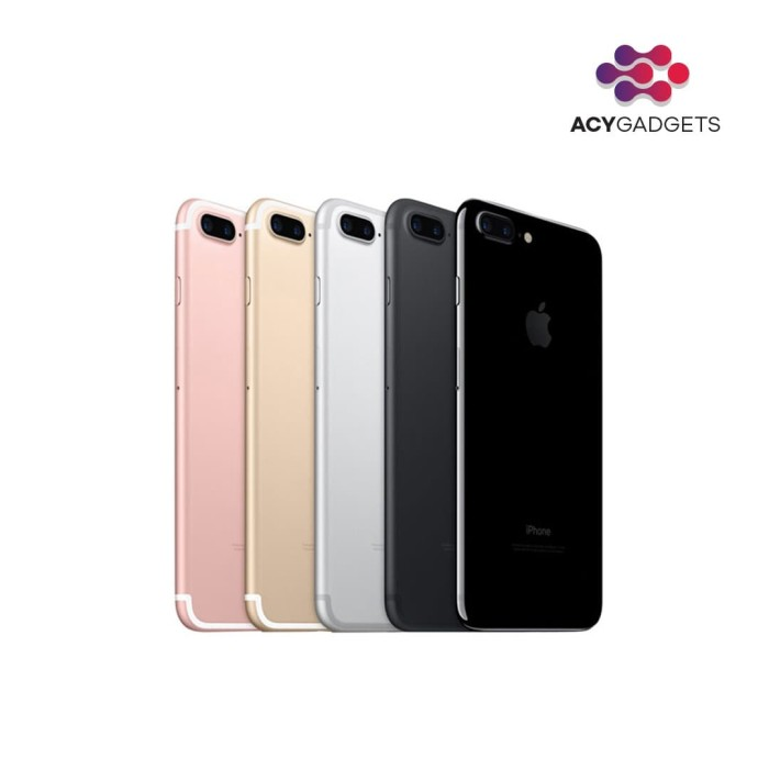 Foto Produk IPHONE 7 PLUS 128GB SEGEL NEW dari ACY Gadget Official