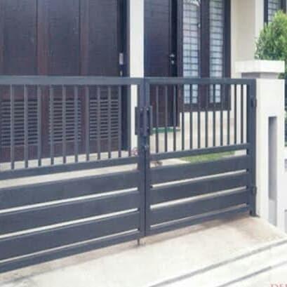 Jual Model Terbaru Pagar Besi Hollow Untuk Rumah Minimalis - Kota Tangerang  Selatan - Asep Exterior | Tokopedia