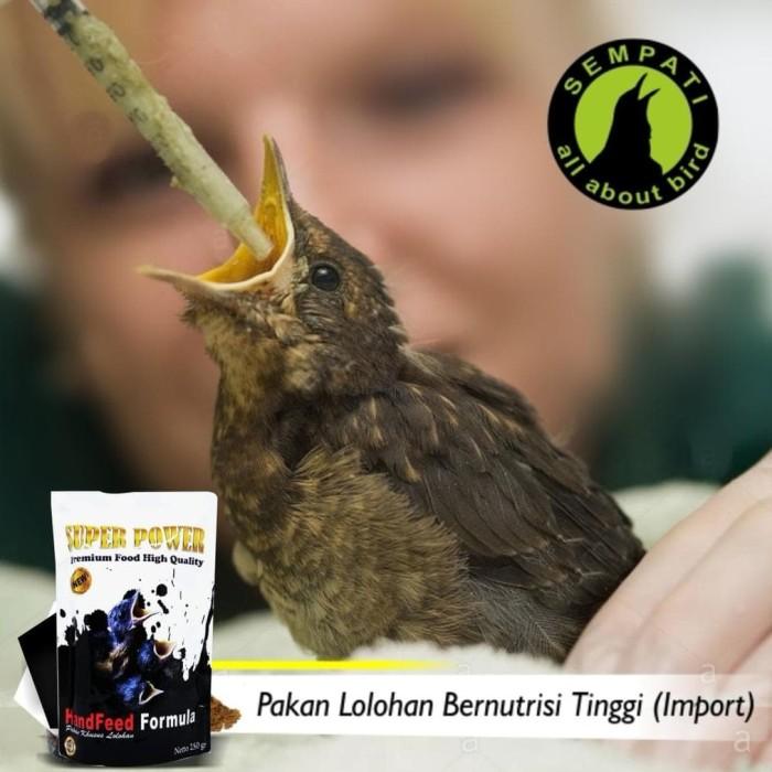 Jual Super Power Pakan Bubur Lolohan Anakan Piyik Untuk Burung