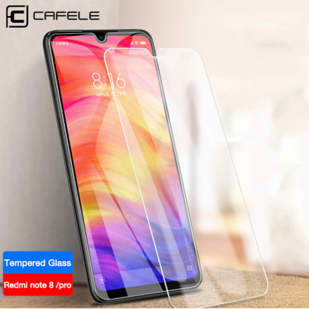 Foto Produk Xiaomi Redmi Note 8/ Note 8 Pro - Cafele Tempered Glass HD Clear - Note Eight dari Lapak Baru Shop