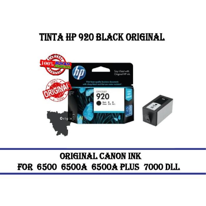 harga Tinta hp 920 black original Tokopedia.com