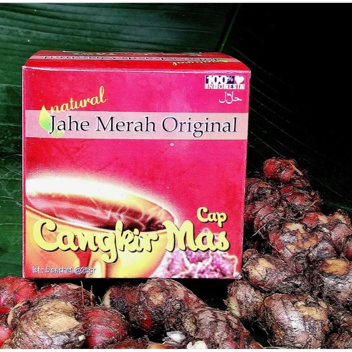 Foto Produk Jahe Merah Original Kotak dari Cangkir Mas