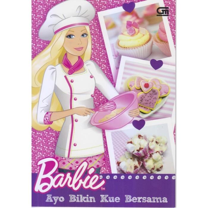 Jual Buku Keterampilan Anak Barbie Bikin Kue Bersama Gramedia 24 Halaman Jakarta Selatan Hcm Collection Store Tokopedia