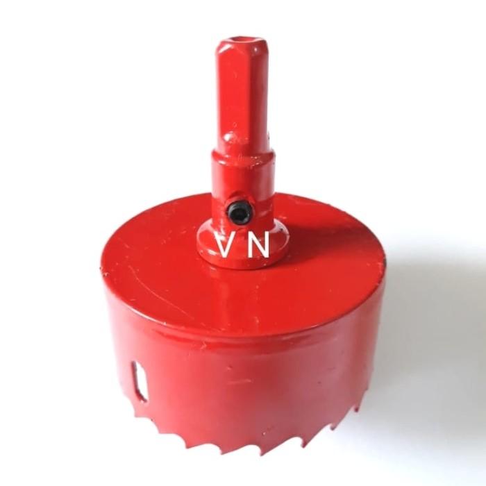 Foto Produk Hole saw/mata bor grommet 60 mm Sonni dari Toko VN