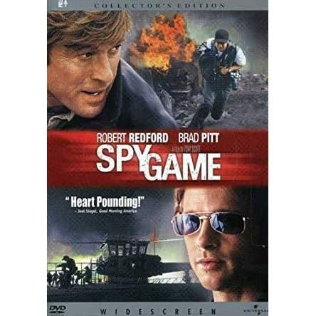 Jual Spy Game 2001 Dvd High Resolution Encoding Kota Bekasi A Breeder Tokopedia