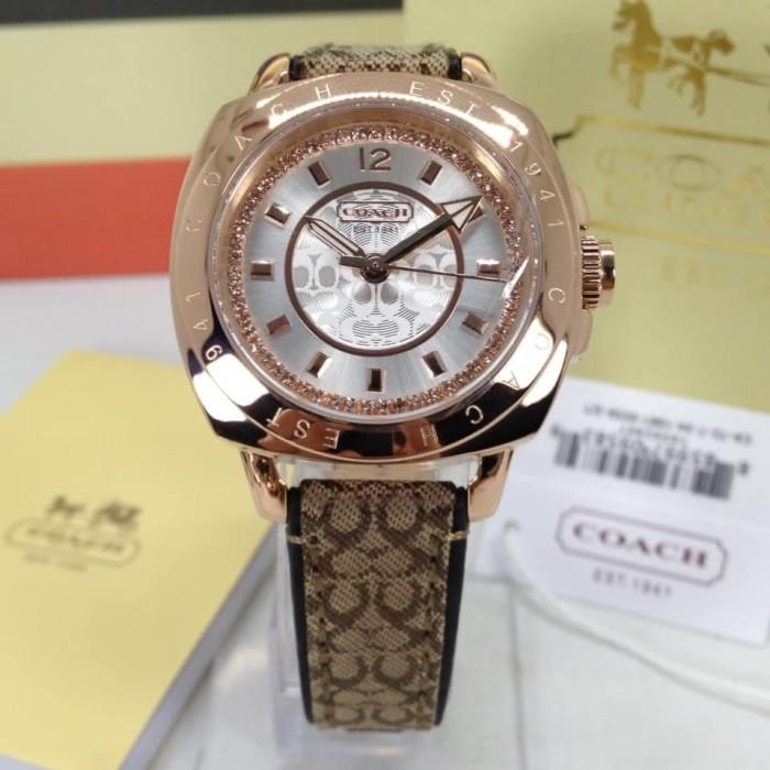 Foto Produk jam tangan Coach Watch Ladies 35mm Original Fullset dari TIMESCORNER REAL