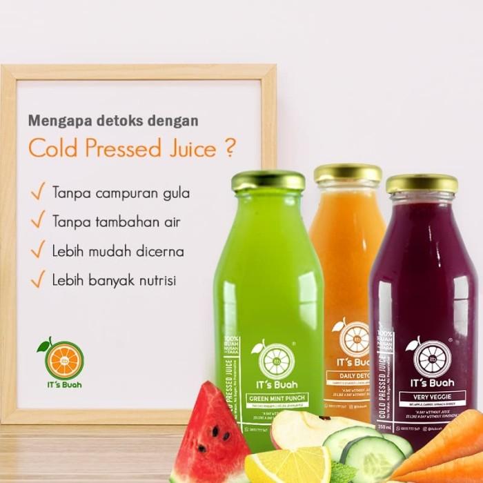 Foto Produk Paket Catering Juice Single dari Its Buah