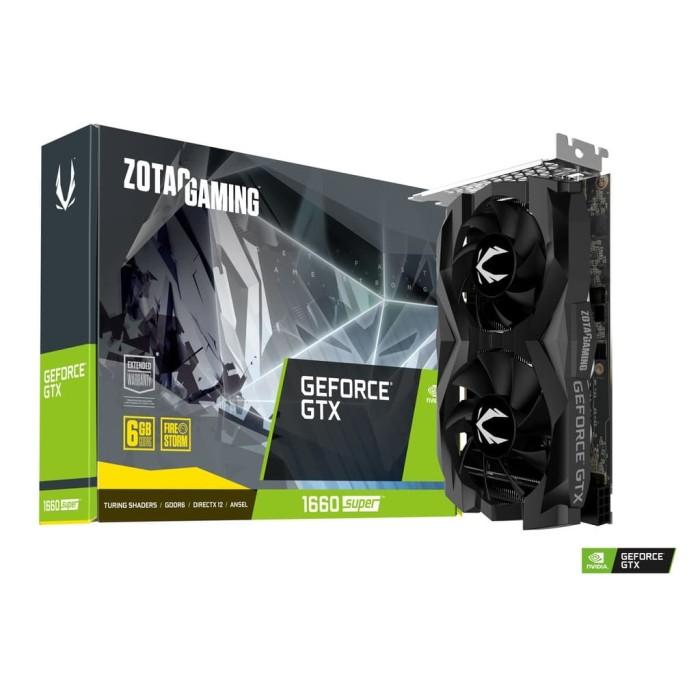 Foto Produk Zotac GeForce GTX 1660 SUPER 6GB DDR6 dari COC Komputer