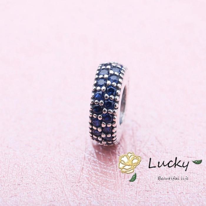 Jual Pandora Bracelet Beaded Girl Blue Zircon Terinspirasi Beads 791359ncb Kab Tangerang Rizkis Collection Tokopedia
