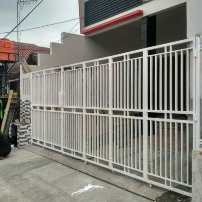 Jual pintu pagar lipat dan kerangkeng - Kota Bekasi ...