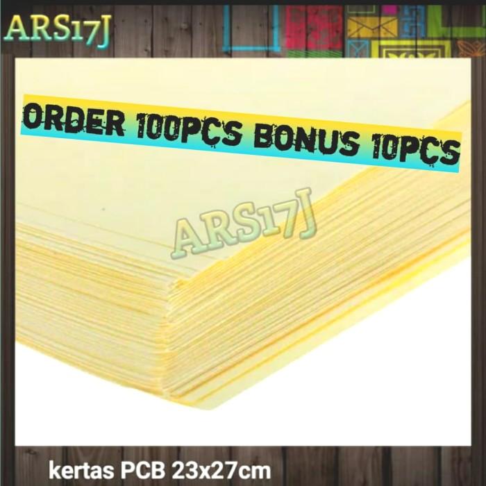 Foto Produk Kertas PCB / kertas cetak jalur 23x27 dari ARS17J