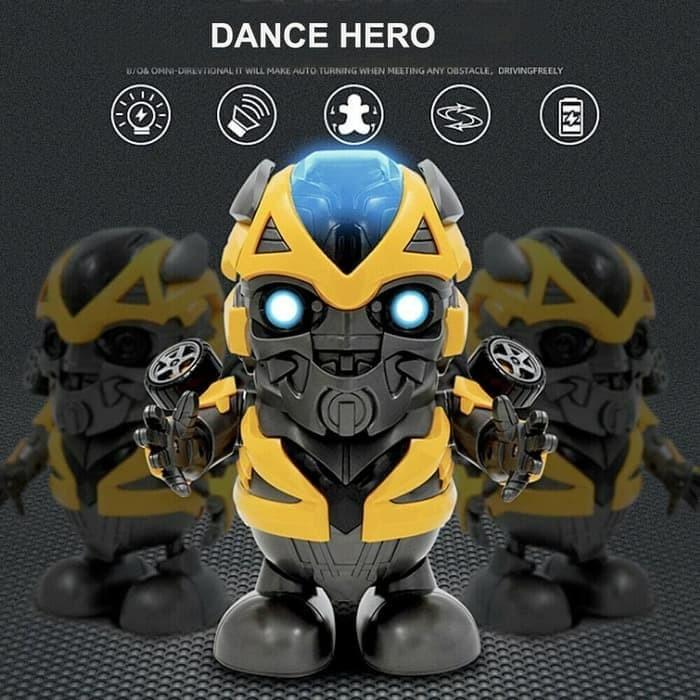 Foto Produk Robot dancing superhero dari dedengkot wallpaper