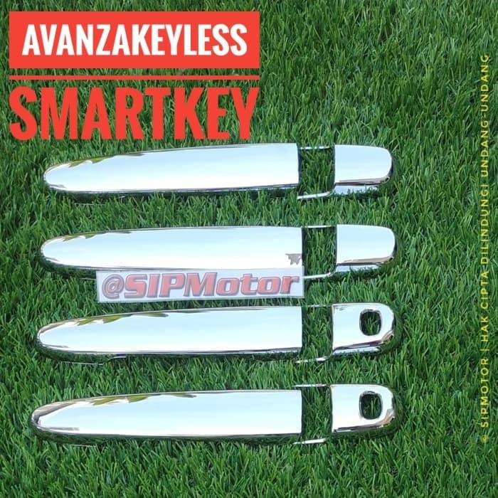 Foto Produk Cover Handle Keyless Avanza Veloz Smartkey Entry dari SIPMotor