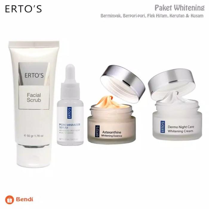 Jual Ertos Paket Whitening Jakarta Selatan Mda Beauty