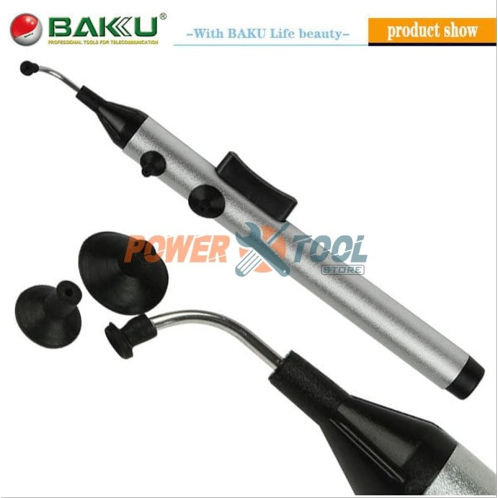 Foto Produk BK-939 Vacum Sucking Pen for IC (Pencil Penyedot IC) Superior Quality dari POWER TOOL STORE