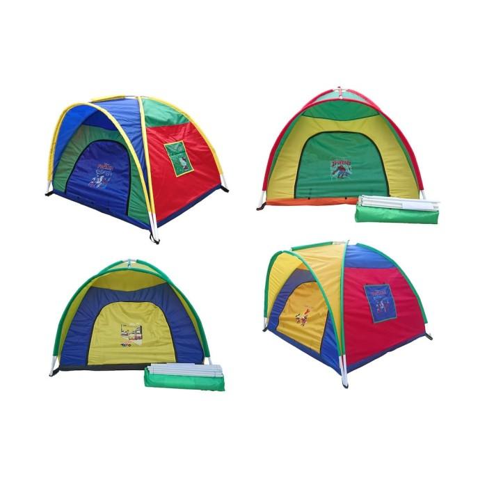 Foto Produk Tenda anak perempuan laki-laki 1.2 m - 120, cewe dari KIOS CYBER